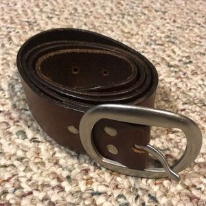 Old Navy Leather Belt